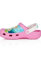 Crocs - Frozen Fever Clog Mid Pink