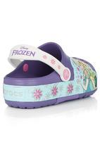 Crocs - Crocs Lights Frozen Fever Clog Mid Purple