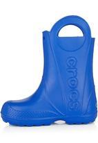 Crocs - Handle It Rain Boots Sea Blue Mid Blue