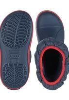 Crocs - Winter PuffBoots Sea Blue Navy