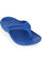 Crocs - Baya Flip Flops Blue