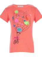 POP CANDY - Air-balloon T-shirt Orange