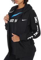 Nike - Nike Club Hoody Black