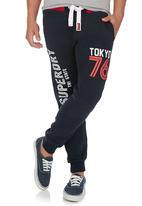 Superdry. - Tri-State Sweat Pant Navy