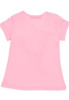 POP CANDY - Air-balloon T-shirt Mid Pink
