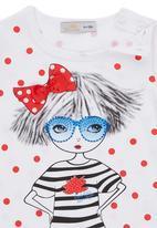 POP CANDY - Polka-dot Girls T-shirt Multi-colour