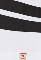SOVIET - Short Sleeve Printed Tee White