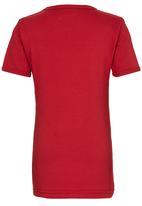 SOVIET - Short Sleeve Core Tee Red