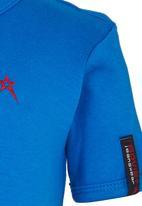 SOVIET - Short Sleeve Core Tee Mid Blue