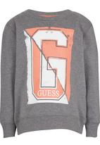 GUESS - Pullover Grey