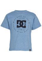 DC - Rebuilt Tods Tee Mid Blue