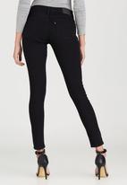 Levi's® - 710 Super Skinny Jeans Black