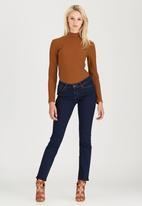 Levi's® - 712 Slim Leg Jeans Dark Blue