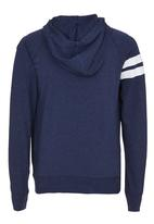 GUESS - Pullover Hoody Blue