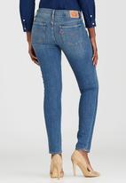Levi's® - 711 Skinny Rustic Woodland Jeans Mid Blue