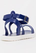 Candy's - Girls Sandal Navy
