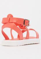 Candy's - Girls Sandal Coral