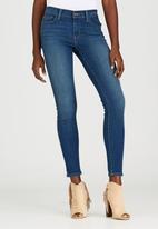 Levi's® - 710 Super Skinny Hopeless Wanderer Jeans Mid Blue