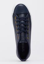 Tom Tom - Platform Sneakers Navy