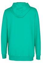 Soobe - Green  Sweatshirt With Hoody Light Green