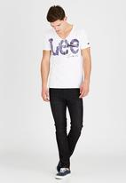 Lee  - Lee Jeans T-Shirt White