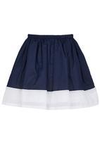 Rebel Republic - Colourblock Skirt Multi-colour