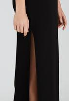 Somerset Jane - Vikki Maxi Dress Black