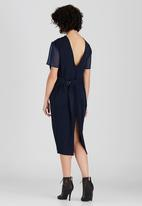 Somerset Jane - Maks Midi Dress Navy