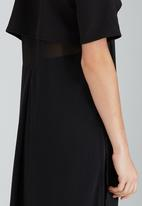 Somerset Jane - Jeta Tunic Black