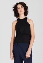 Somerset Jane - Fia Tank Black