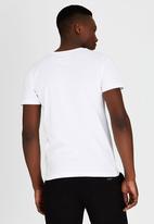 Dissident - DD Tri-City T-Shirt White