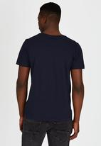 Dissident - DD Tri-City T-Shirt Navy