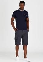 Dissident - Sewell Polo Navy