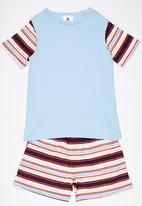 Rebel Republic - Pyjama Set Multi-colour