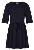 See-Saw - 3/4 Sleeve Dress Navy