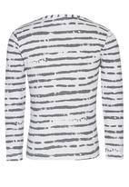 See-Saw - Henley Tee Multi-colour