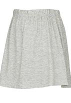 Rebel Republic - A-line Skirt Grey