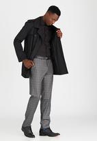 Brooksfield - Tailored Fit Shirt Black