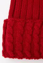 Dazzle - Winter Beanie Red