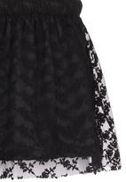 See-Saw - Lace Skirt Black