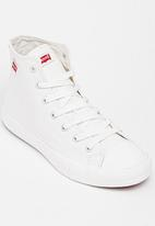 Levi's® - Levis Dunk Pitch Hi Sneakers White