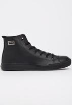 Levi's® - Levis Dunk Pitch Hi Sneakers Black