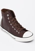 Levi's® - Levis Trucker HI Sneakers Dark Brown