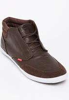 Levi's® - Levis Kit Sneakers Mid Brown
