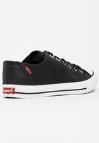 Levi's® - Levis Trucker Lo Sneakers Black
