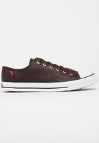 Levi's® - Levis Trucker Sneakers Dark Brown