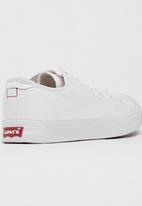 Levi's® - Levis Dunk Pitch Lo Sneakers White