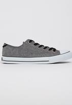 Levi's® - Levis Dunk Pitch Lo Sneakers Dark Grey