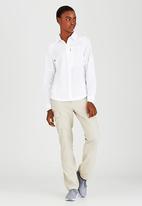 Columbia - Silver Ridge Long Sleeve Shirt White