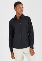 Columbia - Silver Ridge Long Sleeve Shirt Black
